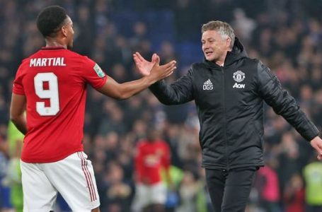 Manchester United : Ole Gunnar Solskjaer exige plus d'Anthony Martial