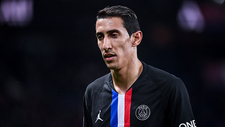 OL-PSG : Tuchel annonce 5 absents, Di Maria incertain