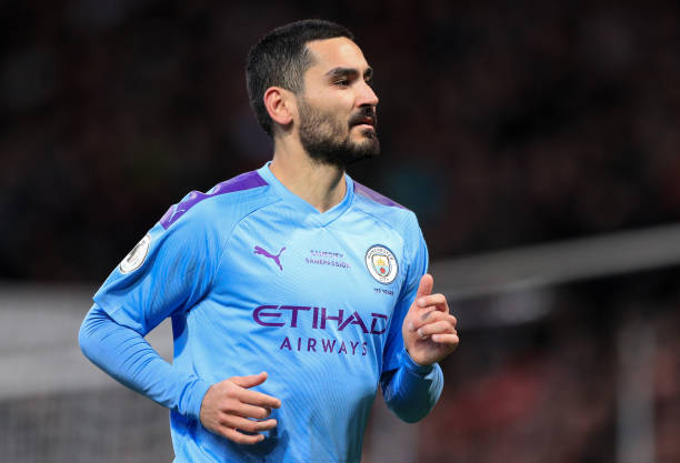 Man City : Gündogan accuse Bruno Fernandes