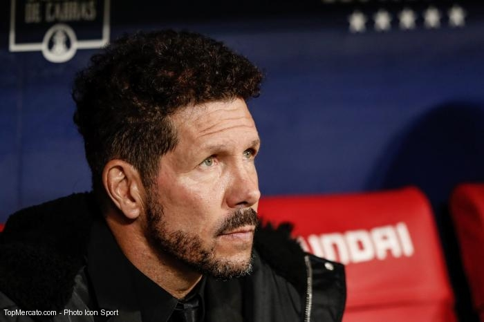 Atlético Madrid : la succession de Simeone se prépare