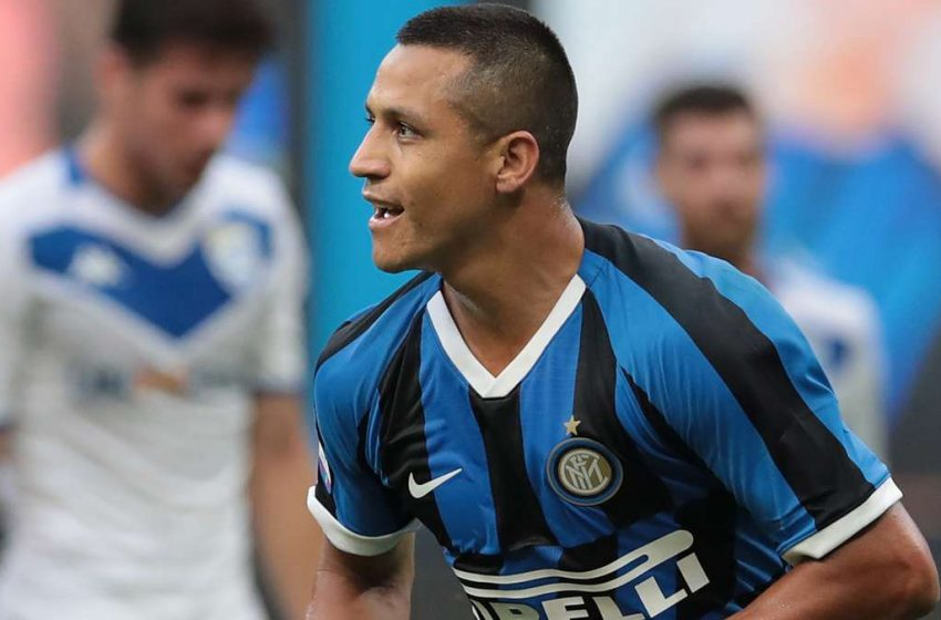 OFFICIEL – Alexis Sanchez signe à l'Inter Milan
