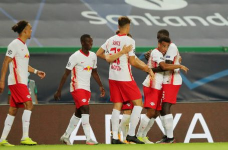 Ligue des Champions- Leipzig sort l'Atletico Madrid