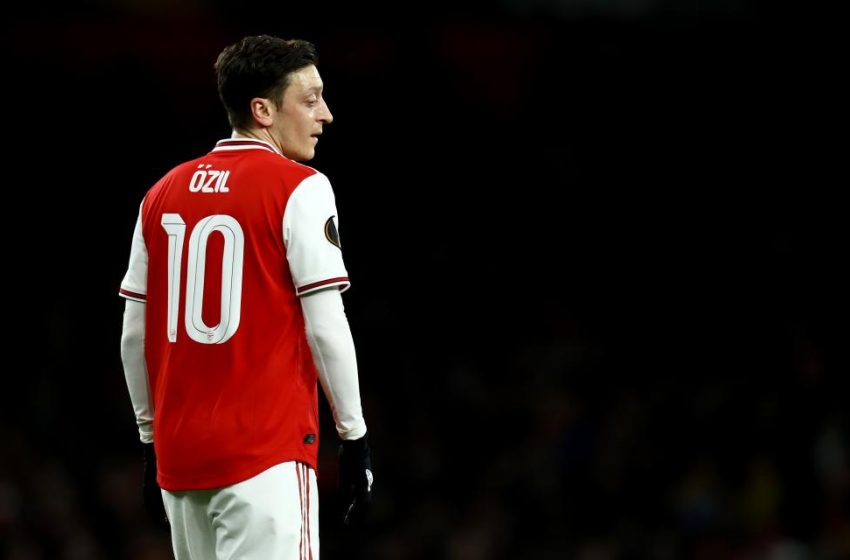 Arsenal- Özil met les choses au clair