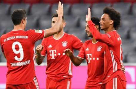 Bayern Munich décroche la Supercoupe d'Europe